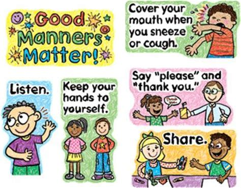 Essay on values of good manners